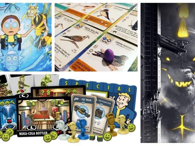 Wingspan udvides, magi: Gathering går ind i Hall of Fame og mere i bordpladsnyheder