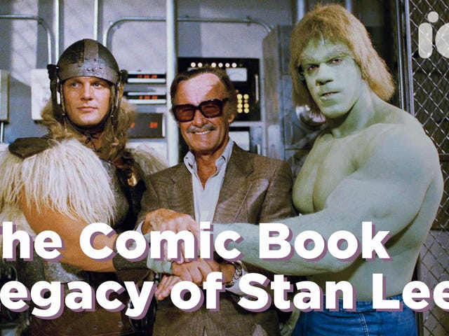 Remembering the Legendary Stan Lee