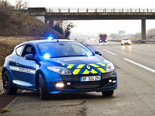 French Friday: Renault Po-Po
