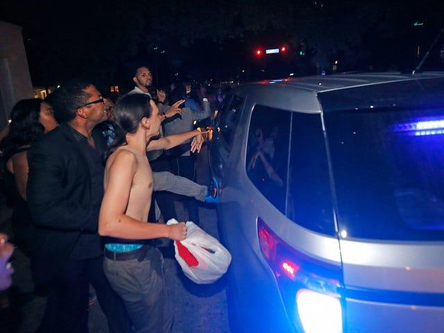 David Duke Melts Down, Protesters Get Pepper Sprayed at Louisiana Senate Debate
