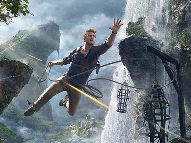 Uncharted 4 kopier stjålet 'While Transit', Sony arbeider med politiet