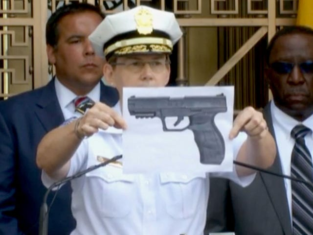13-Year-Old Boy Fatally Shot By Police After Allegedly Brandishing a BB Gun
