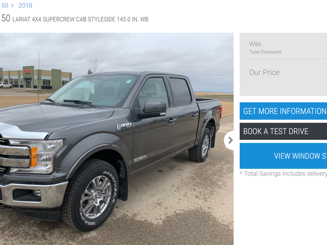 $20k off? They're basically giving it away!
