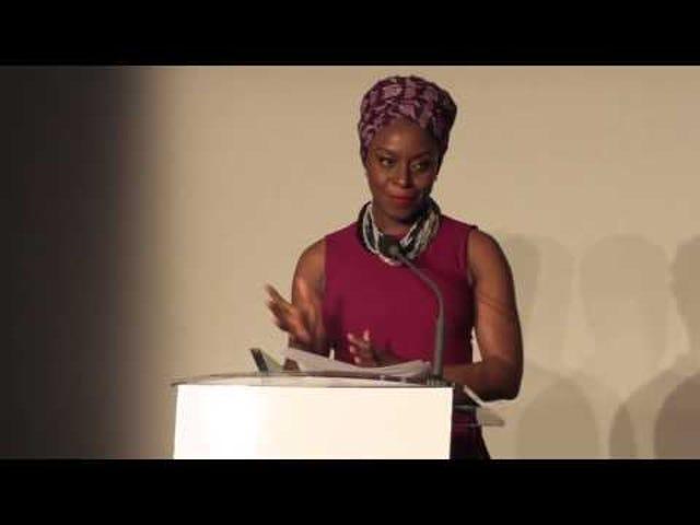 Chimamanda Ngozi Adichie: Fuck Being Likable '