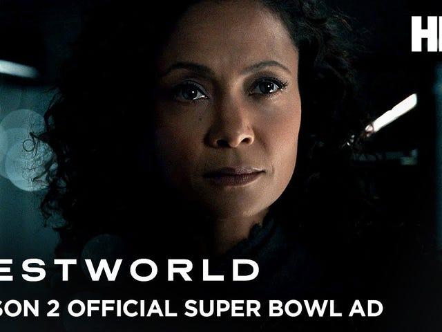 It All Burns Down in the <i>Westworld</i> Season 2 Trailer