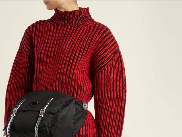 Would You Wear a $1,550 Fanny Pack the Size of a Child's Knapsack?