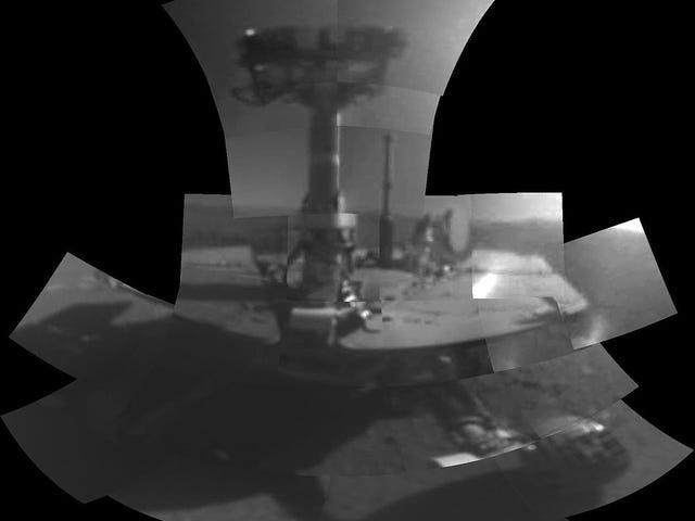 Marsissa yksi rover :(