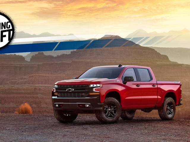 Sound The Alarms Because Big Truck Sales Are Falling
