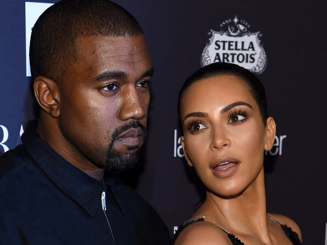 No One CanEnter Kim and Kanye's Home Without Being 'Patted Down By Security'