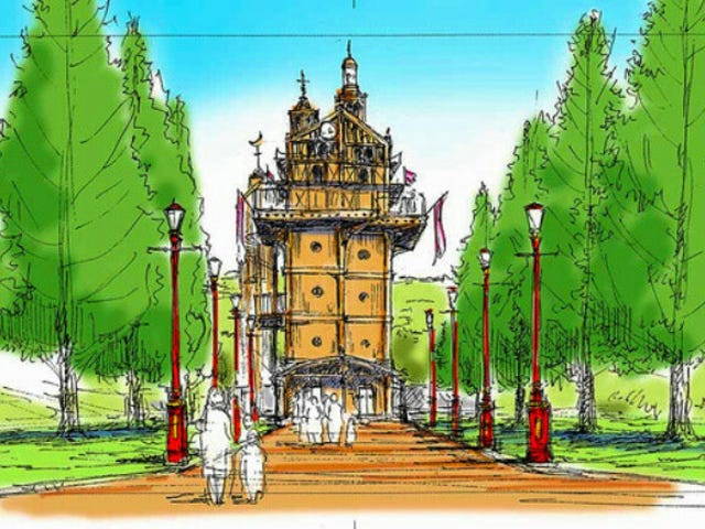 The Studio Ghibli Theme Park Should Be Incredible