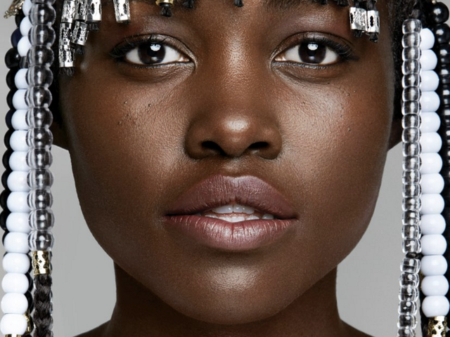 Lupita Nyong'o Takes Us on Her Hair Journey in Allure