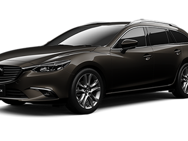 Other Mazda6 news that probably isn't news