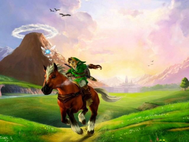 Blind Man Beats <i>Legend of Zelda: Ocarina of Time</i> Después de cinco años de intentos