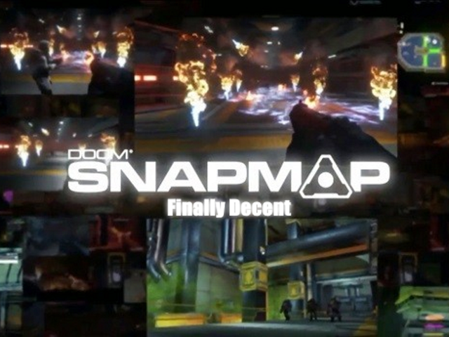 Doom's SnapMap is a Hell of a Lot Better
