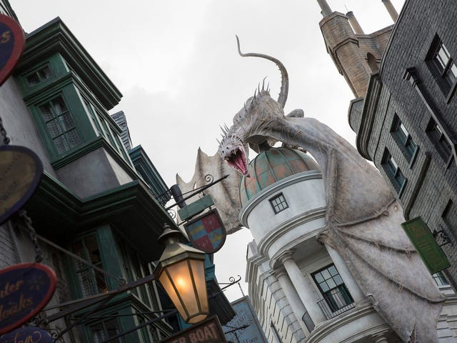 Pottermore is dead, welcome to the Wizarding World
