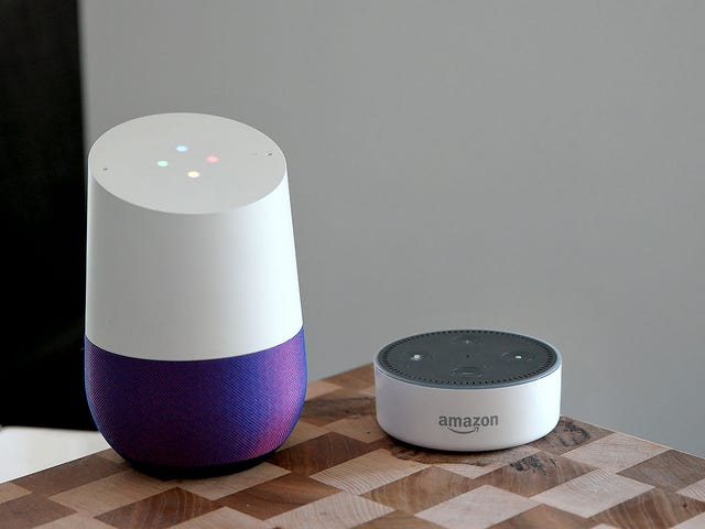 Google Just Turned a Huge Corner in the Smart Speaker Game<em></em><em></em>