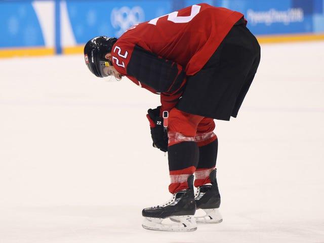 Canada Loses In Hockey Again