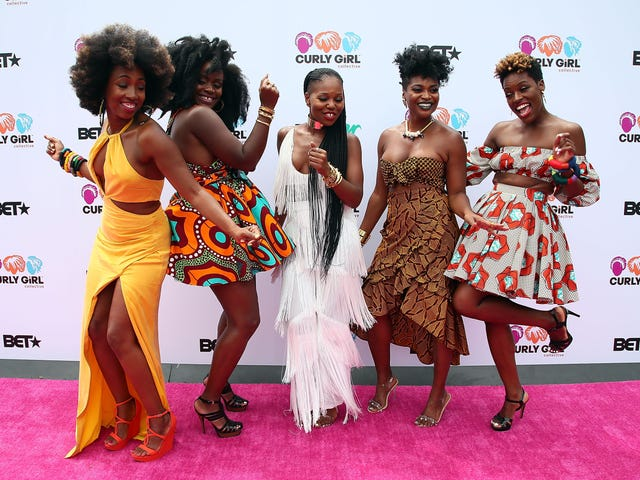 Naturally Beautiful: The Best of CurlFest 2018