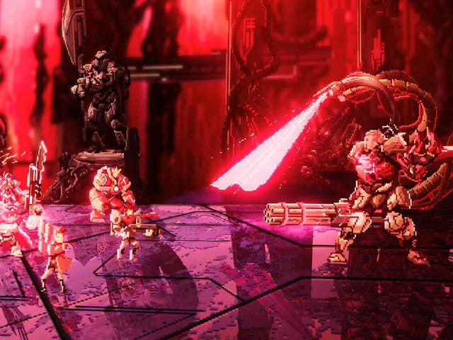 Star Renegades Is A Gorgeous Turn-Based RPG Caught In Its Own Time Loop