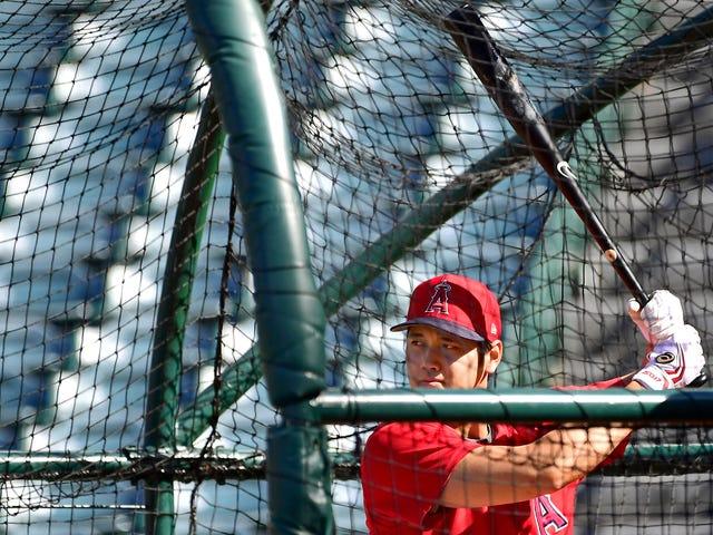 Artık MLB'nin Shohei Ohtani'yi Eve Koşmaya davet Etme Zamanı Geldi