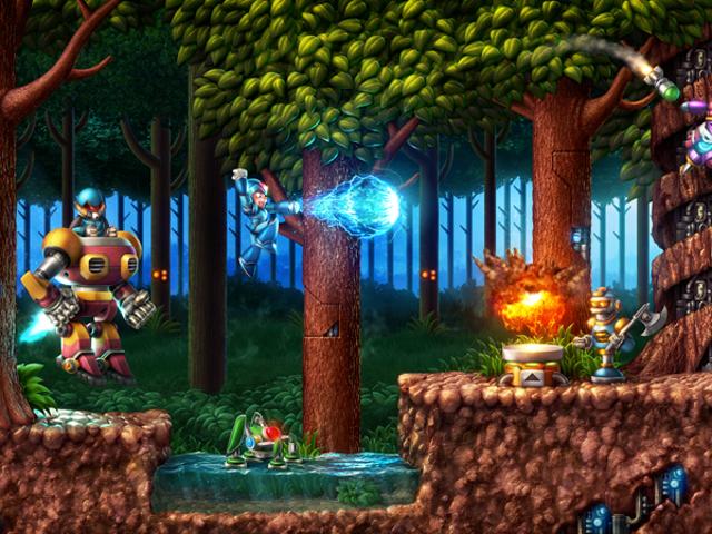 <i>Mega Man X</i> , Reimagined Untuk Times Moden