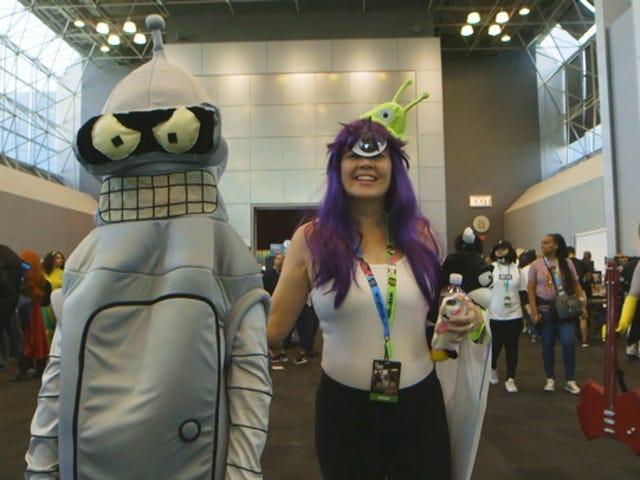 Todos os cosplay encantadores da New York Comic Con 2019, dias 1 e 2