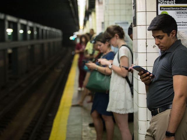 NYC Subway Delays Are Up 237 Percent Since 2012