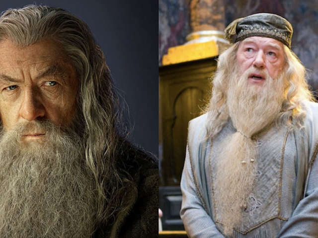 George R.R. Martin Thinks Gandalf Could Kick Dumbledore's Ass—Do You Agree?