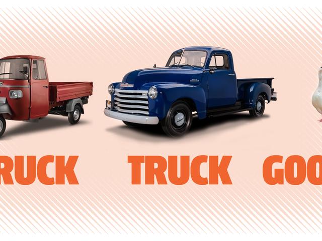 Esto es lo que hace que un camión sea un camión