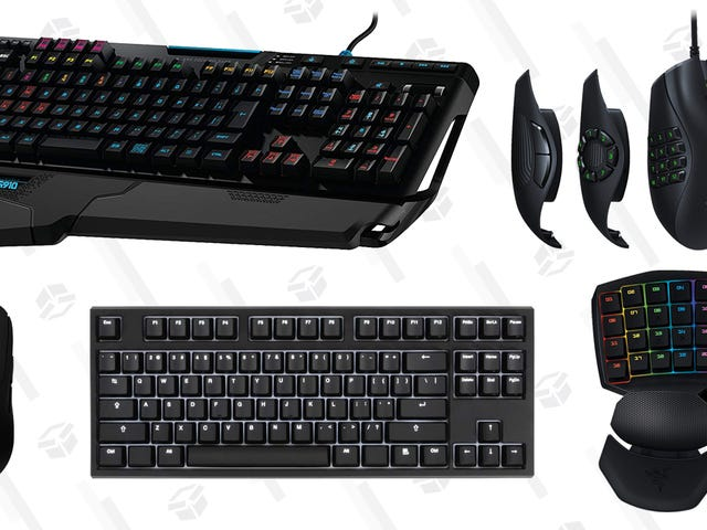 The Gaming Peripherals You Can Use At the Office, and Why You'd Want To