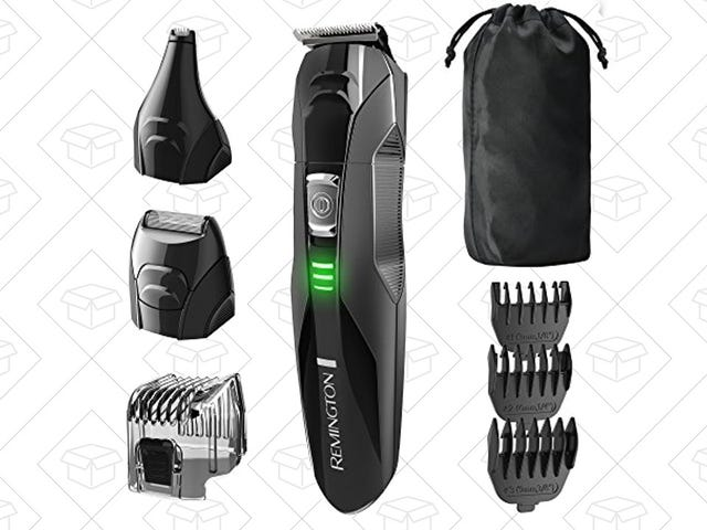 This Remington Cordless Shaver Can Do It All (Even Your Nose Hairs) For Just $15