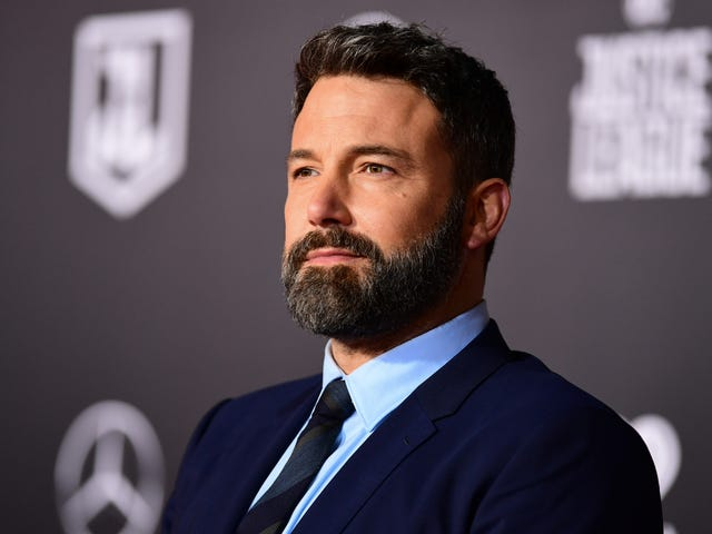 Ben Affleck finally achieves lifelong dream of not having to play Batman anymore