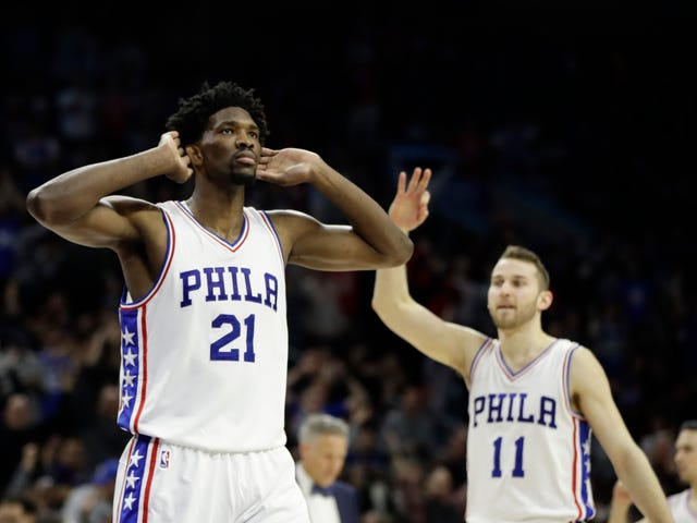 Joel Embiid's Contract Will Be All About The Details