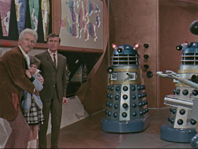 Steven Moffat Has Found a Very Meta Way to Work Peter Cushing's Doctor WhoMovies Into Canon