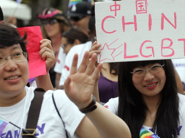 Weibo Reverses Ban on Content That Mentions Homosexuality After Backlash From Users