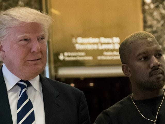 Kanye West to Meet With Donald Trump to Discuss Things About a Lot of Stuff