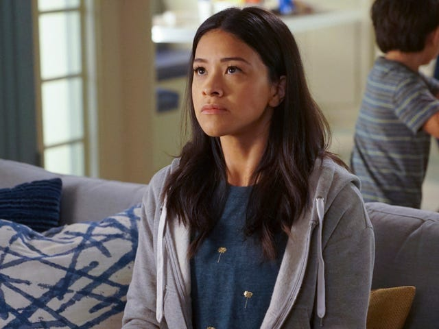 """Jane The Virgin moves on by clashing with """"the man of the house"""""""