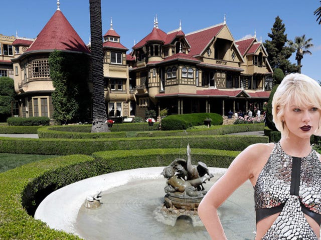 Is Taylor Swift Building Her Own Winchester Mystery House? I Say Yes