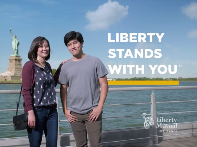 "Forget ""torque ratios"", this is the worst Liberty Mutual ad"