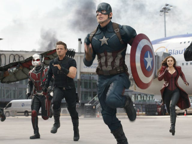 Captain America: Civil WarIs the Fantastic Avengers Movie Age of Ultron Should Have Been