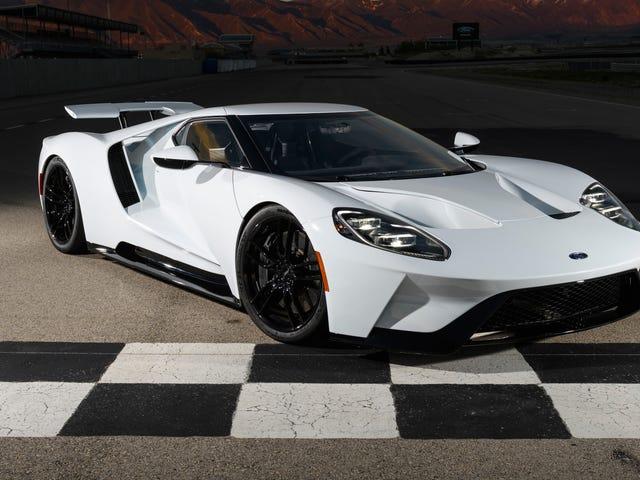 Вот каково это - отклонить заявку на Ford GT