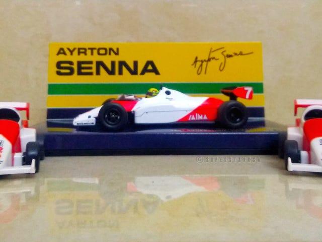 McLaren Monday - Ayrton Senna Edition