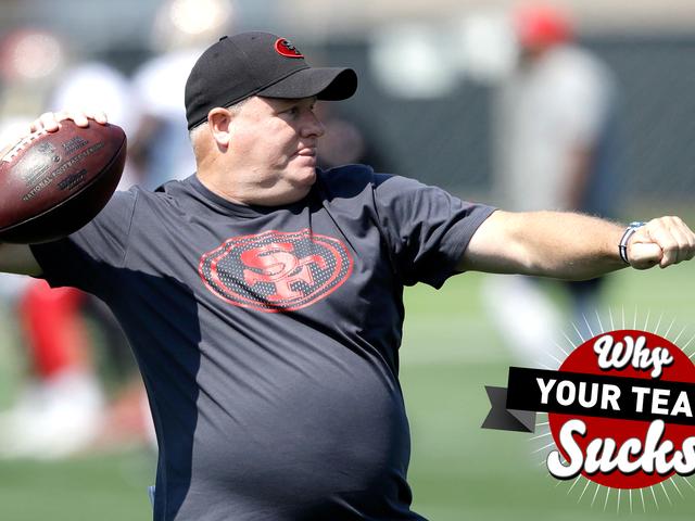 Pourquoi votre équipe suce 2016: les 49ers de San Francisco