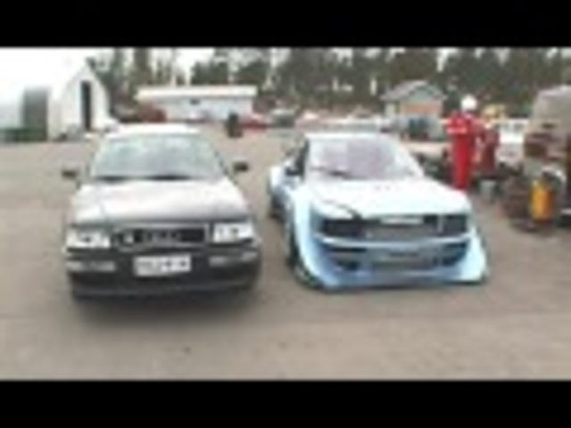 Super Finnish Quattro time!