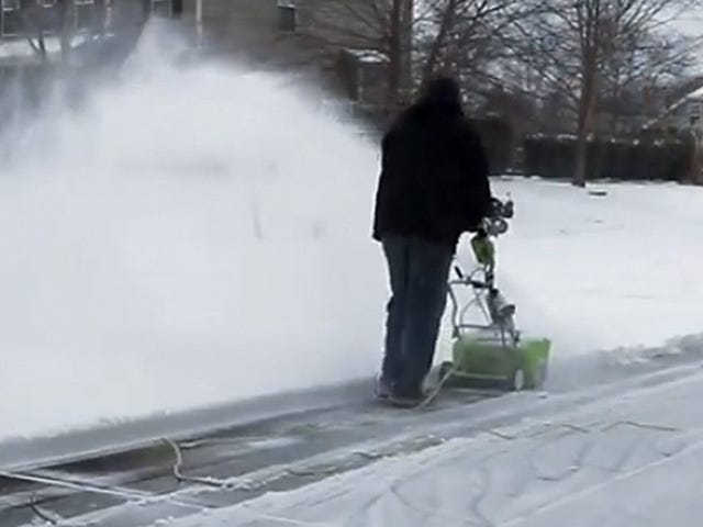 Clear Your Driveway With Ease With These Huge Snow Thrower Discounts