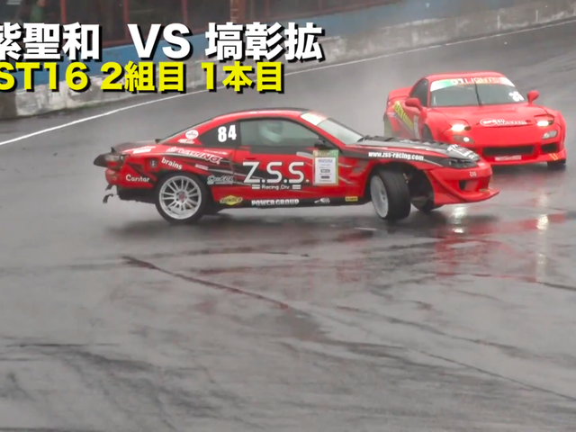 No One Has Ever Yelled as Much as These Japanese Drifting Announcers