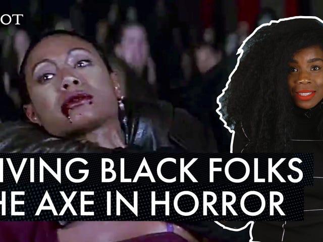 Miksi he tappavat Tyronen? Pimeyden purkaminen kauhuelokuvista