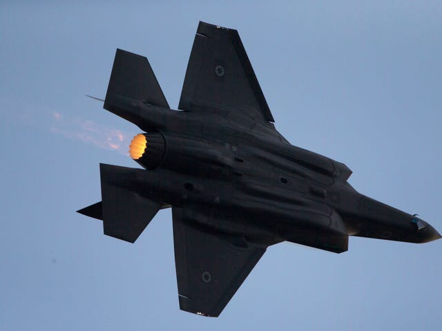 The F-35 Amazingly Has Even More Problems Than We Thought