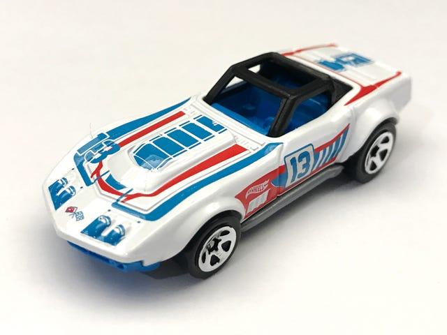 New HW cast: '69 Corvette Racer