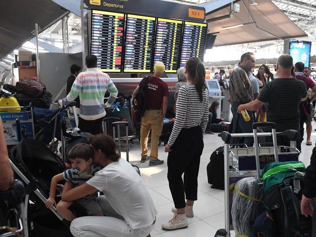 Jak szybko otrzymasz zwrot pieniędzy po odwołaniu lotu?